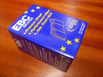 Brake Pads Front EBC Ultimax